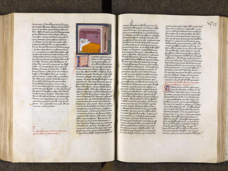 CHANTILLY, Bibliothèque du château, 0769 (0466), f. 150v - 151