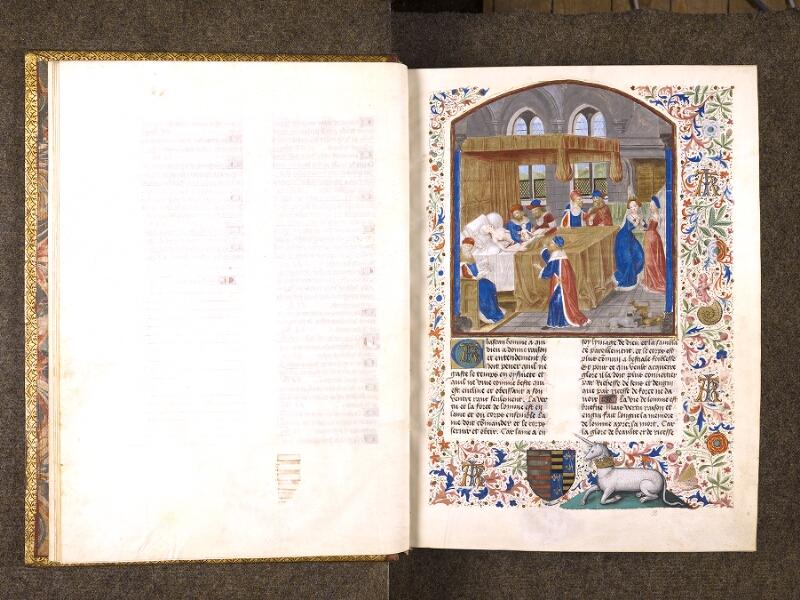 CHANTILLY, Bibliothèque du château, 0770 (1055), f. 000Fv - 001