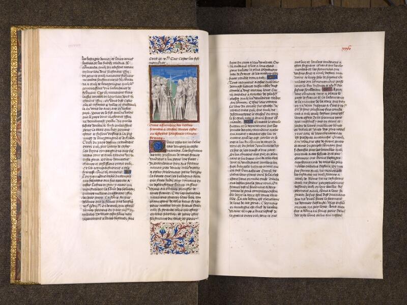 CHANTILLY, Bibliothèque du château, 0770 (1055), f. 034v - 035