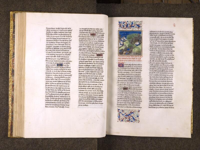 CHANTILLY, Bibliothèque du château, 0770 (1055), f. 050v - 051