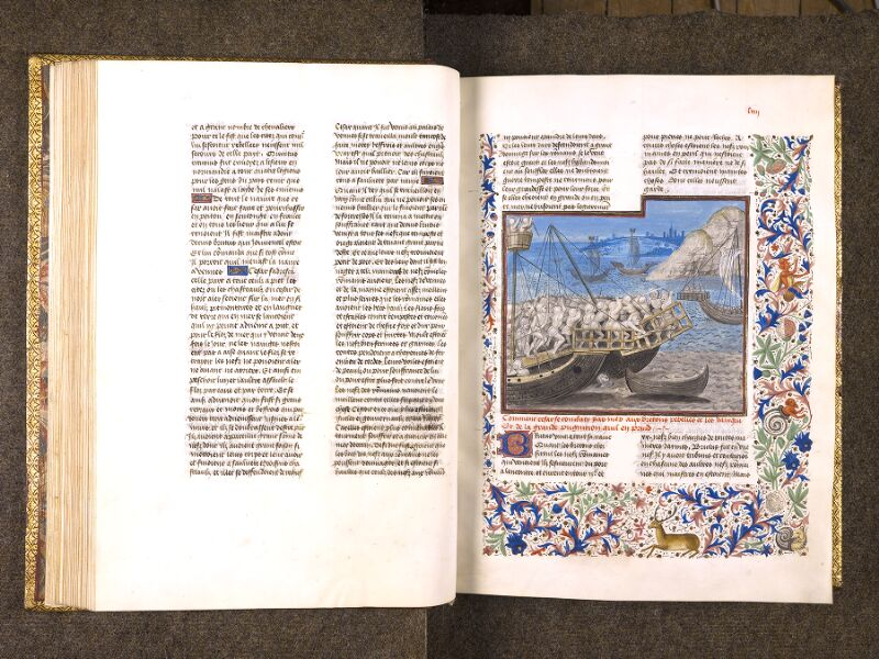 CHANTILLY, Bibliothèque du château, 0770 (1055), f. 053v - 054