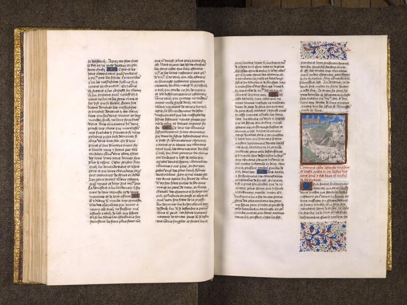 CHANTILLY, Bibliothèque du château, 0770 (1055), f. 059v - 060