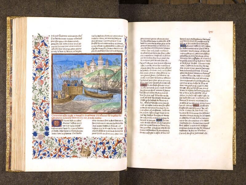CHANTILLY, Bibliothèque du château, 0770 (1055), f. 061v - 062