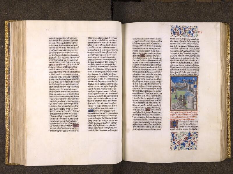 CHANTILLY, Bibliothèque du château, 0770 (1055), f. 101v - 102