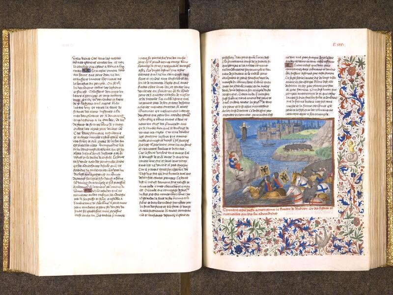 CHANTILLY, Bibliothèque du château, 0770 (1055), f. 129v - 130