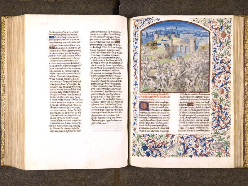 CHANTILLY, Bibliothèque du château, 0770 (1055), f. 189v - 190