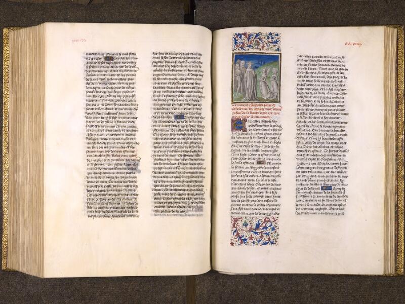 CHANTILLY, Bibliothèque du château, 0770 (1055), f. 223v - 224