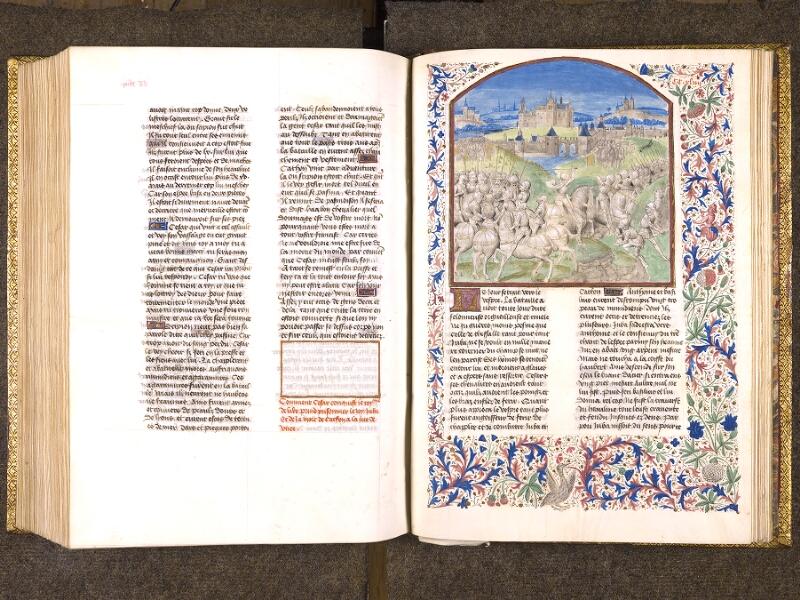 CHANTILLY, Bibliothèque du château, 0770 (1055), f. 243v - 244