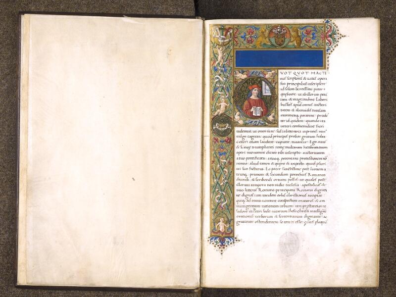 CHANTILLY, Bibliothèque du château, 0772 (1419), f. 000A - 001