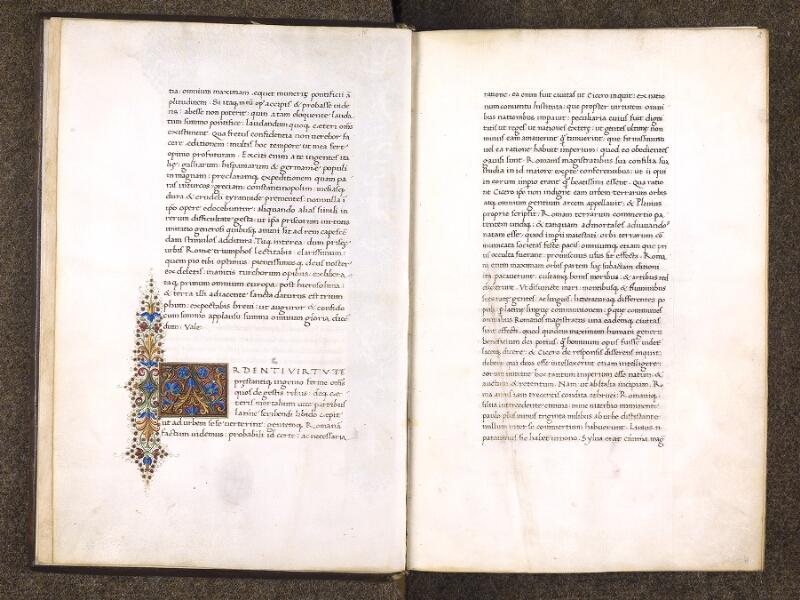 CHANTILLY, Bibliothèque du château, 0772 (1419), f. 001v - 002
