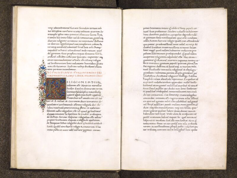CHANTILLY, Bibliothèque du château, 0772 (1419), f. 003v - 004