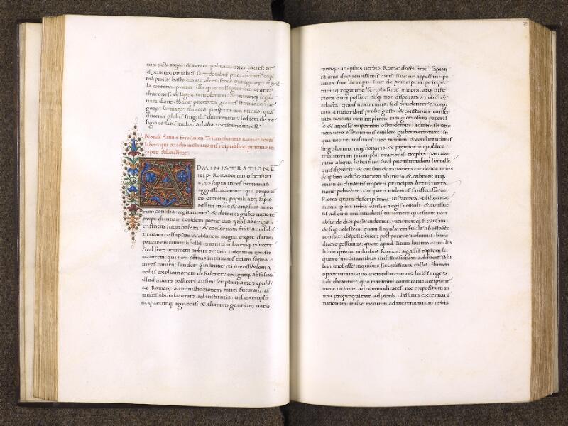 CHANTILLY, Bibliothèque du château, 0772 (1419), f. 074v - 075