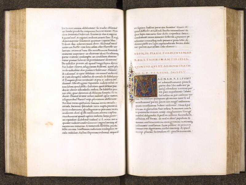 CHANTILLY, Bibliothèque du château, 0772 (1419), f. 149v - 150
