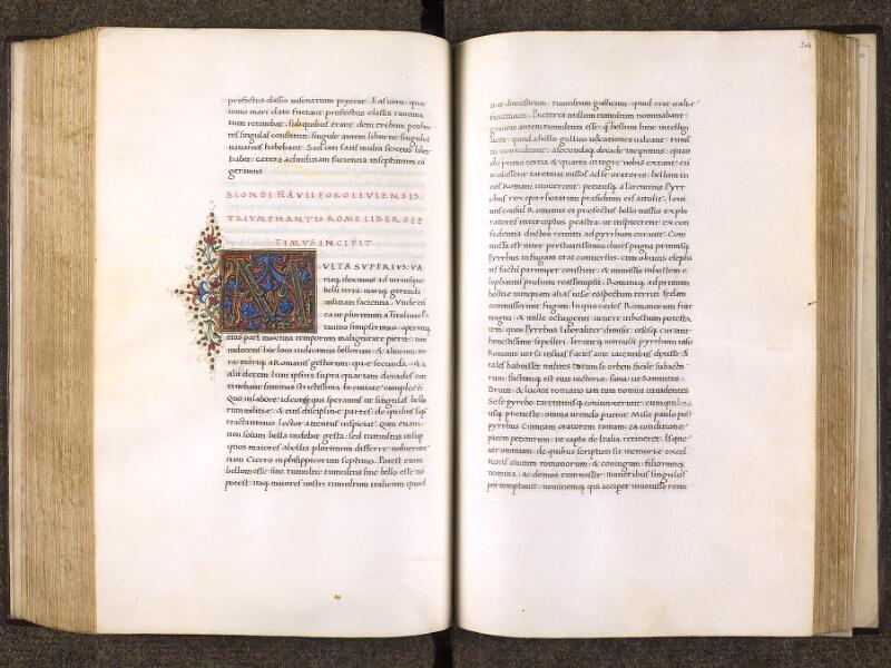 CHANTILLY, Bibliothèque du château, 0772 (1419), f. 206v - 207