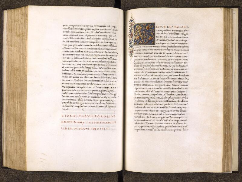 CHANTILLY, Bibliothèque du château, 0772 (1419), f. 227v - 228