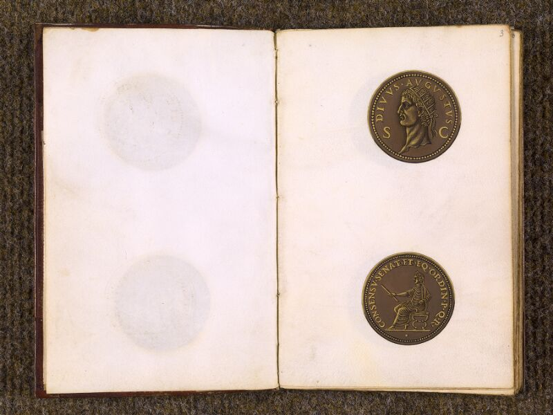 CHANTILLY, Bibliothèque du château, 0773 (1575), f. 002v - 003