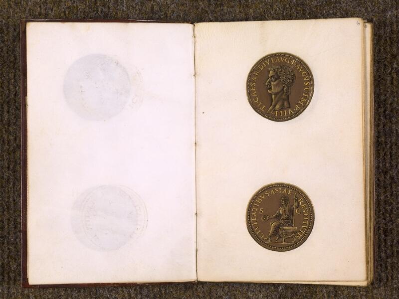 CHANTILLY, Bibliothèque du château, 0773 (1575), f. 003v - 004