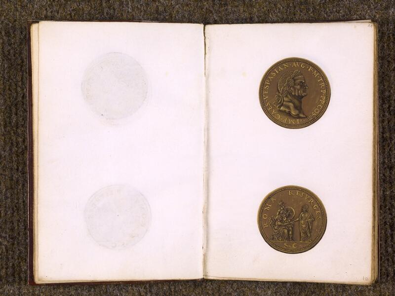 CHANTILLY, Bibliothèque du château, 0773 (1575), f. 010v - 011