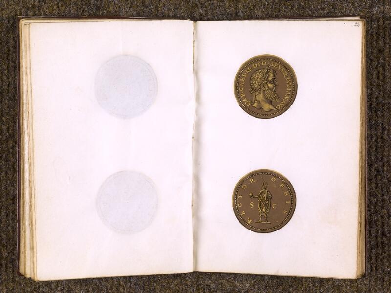 CHANTILLY, Bibliothèque du château, 0773 (1575), f. 021v - 022