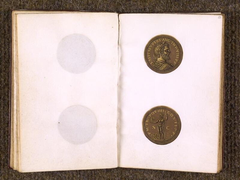 CHANTILLY, Bibliothèque du château, 0773 (1575), f. 022v - 023