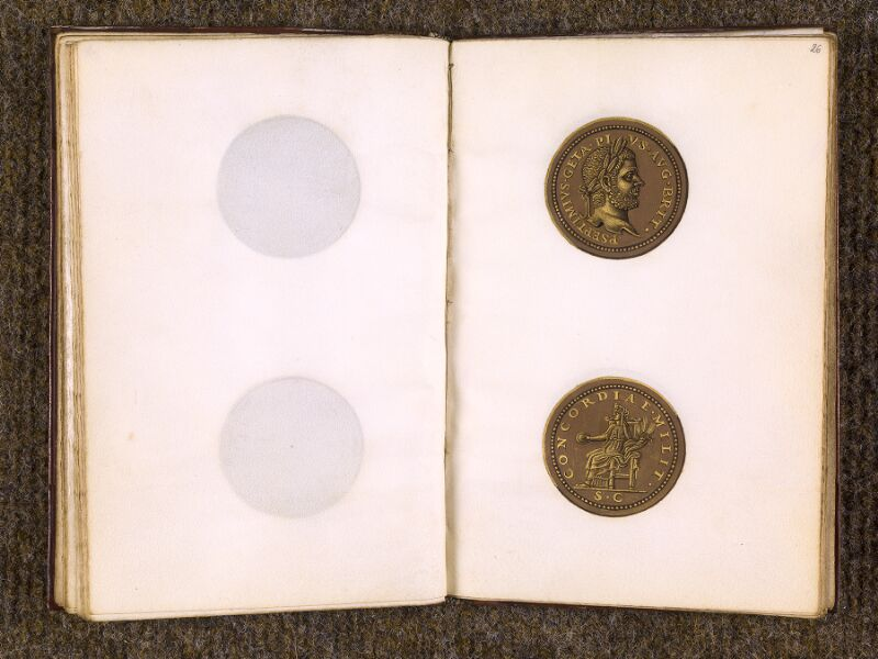 CHANTILLY, Bibliothèque du château, 0773 (1575), f. 025v - 026