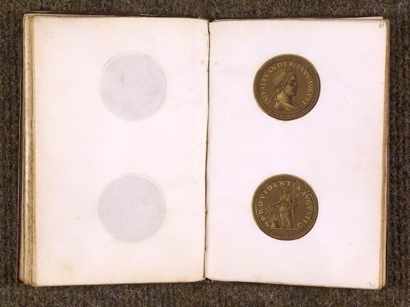 CHANTILLY, Bibliothèque du château, 0773 (1575), f. 030v - 031