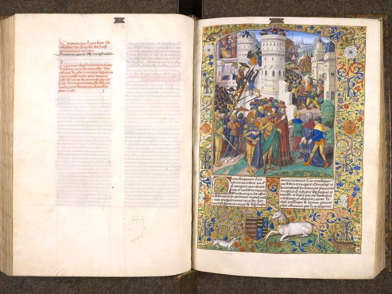 CHANTILLY, Bibliothèque du château, 0776 (1061), f. 154v - 155