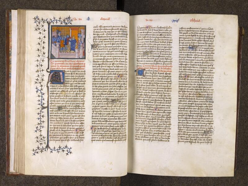 CHANTILLY, Bibliothèque du château, 0867 (0324), f. 028v - 029