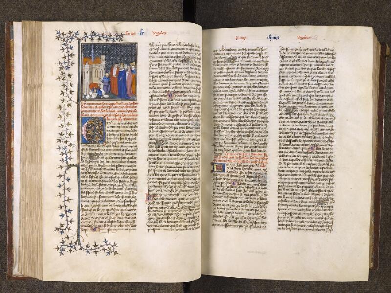 CHANTILLY, Bibliothèque du château, 0867 (0324), f. 063v - 064