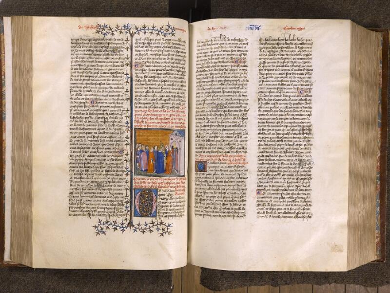 CHANTILLY, Bibliothèque du château, 0867 (0324), f. 086v - 087