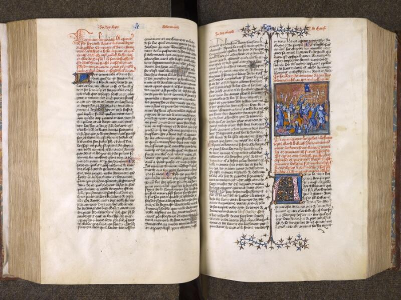 CHANTILLY, Bibliothèque du château, 0867 (0324), f. 151v - 152