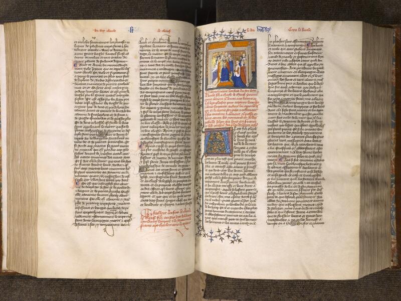 CHANTILLY, Bibliothèque du château, 0867 (0324), f. 165v - 166