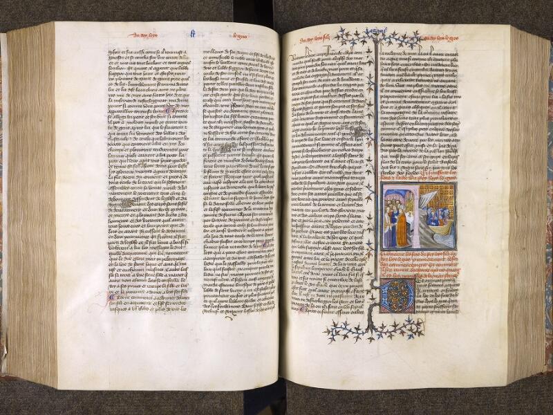 CHANTILLY, Bibliothèque du château, 0867 (0324), f. 220v - 221