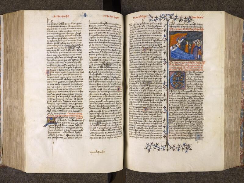 CHANTILLY, Bibliothèque du château, 0867 (0324), f. 232v - 233