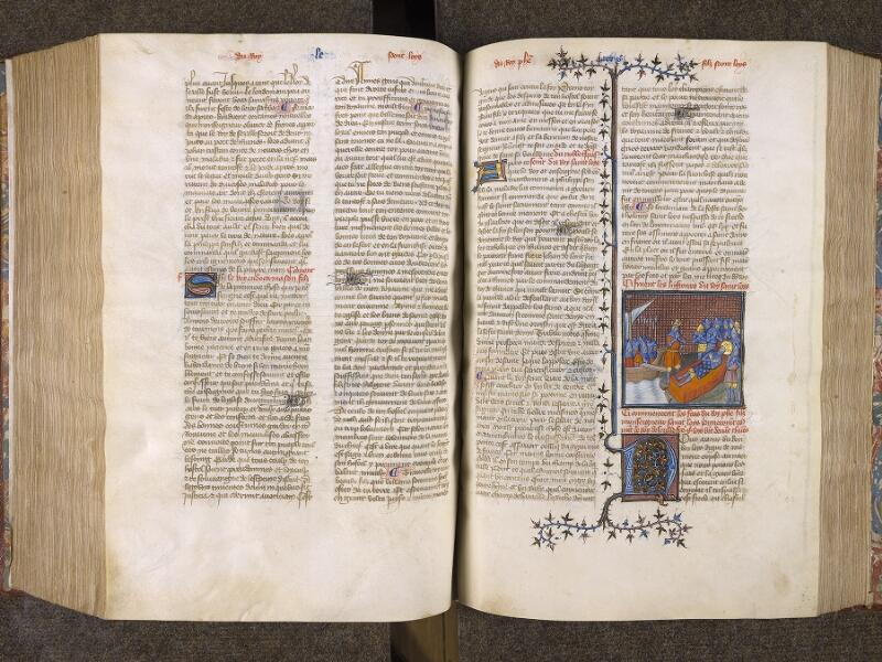 CHANTILLY, Bibliothèque du château, 0867 (0324), f. 309v - 310