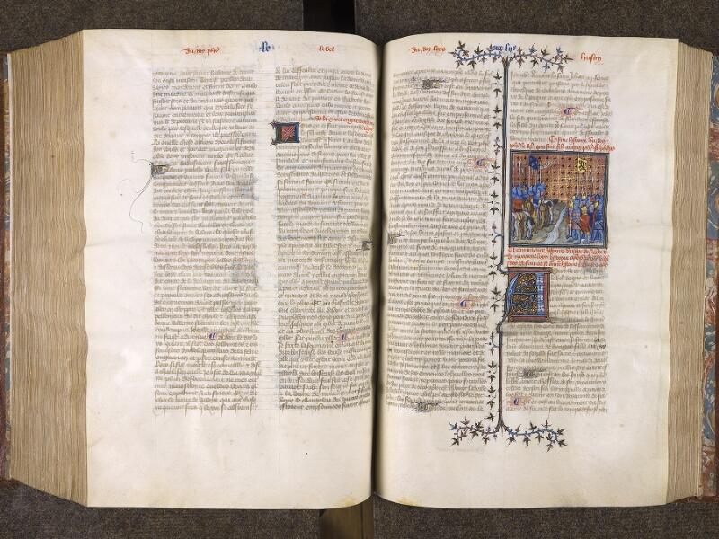 CHANTILLY, Bibliothèque du château, 0867 (0324), f. 351v - 352