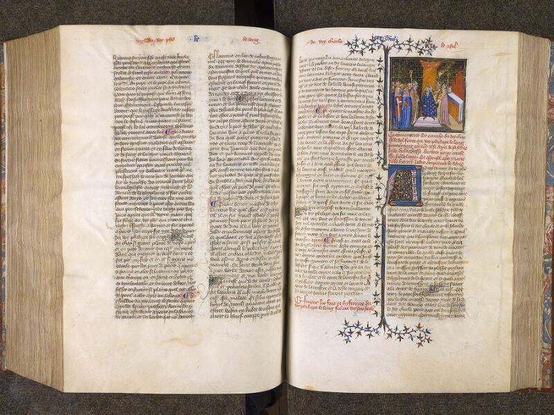 CHANTILLY, Bibliothèque du château, 0867 (0324), f. 357v - 358