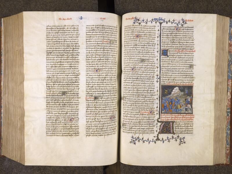 CHANTILLY, Bibliothèque du château, 0867 (0324), f. 366v - 367