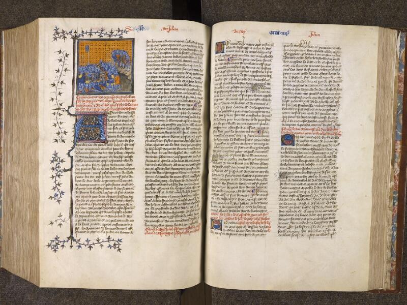 CHANTILLY, Bibliothèque du château, 0867 (0324), f. 403v - 404