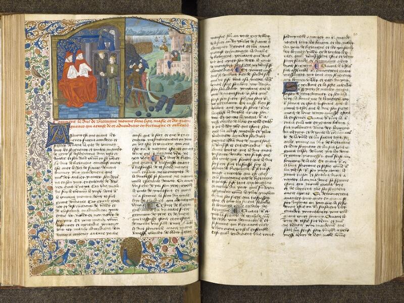 CHANTILLY, Bibliothèque du château, 0873 (0501), f. 079v - 080