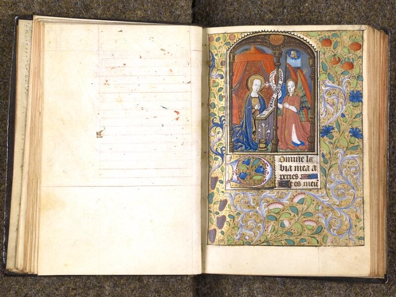 CHANTILLY, Bibliothèque du château, 1480 (1966), f. 022v - 023