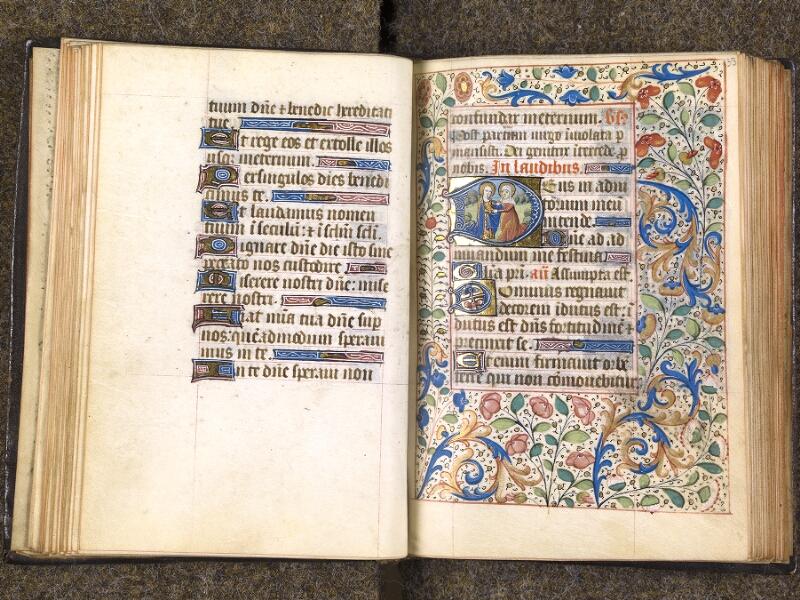 CHANTILLY, Bibliothèque du château, 1480 (1966), f. 032v - 033