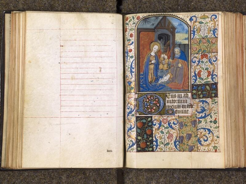 CHANTILLY, Bibliothèque du château, 1480 (1966), f. 046v - 047
