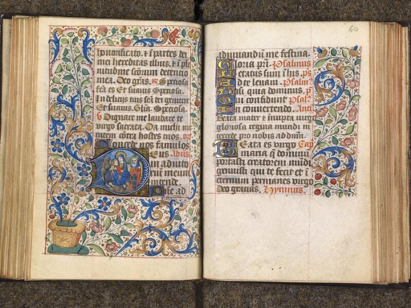 CHANTILLY, Bibliothèque du château, 1480 (1966), f. 059v - 060