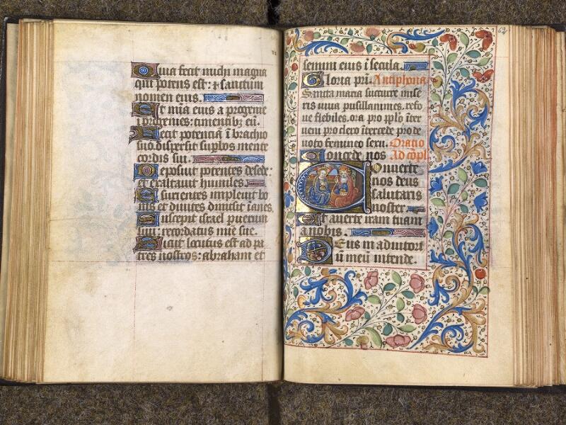 CHANTILLY, Bibliothèque du château, 1480 (1966), f. 061v - 062