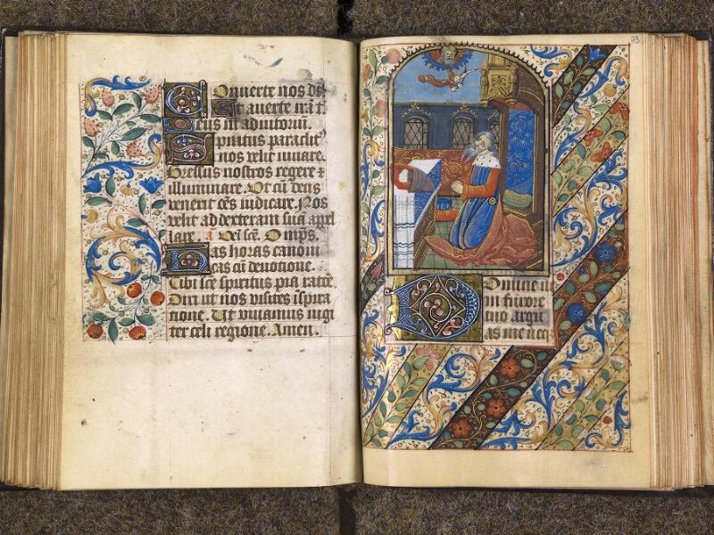 CHANTILLY, Bibliothèque du château, 1480 (1966), f. 072v - 073