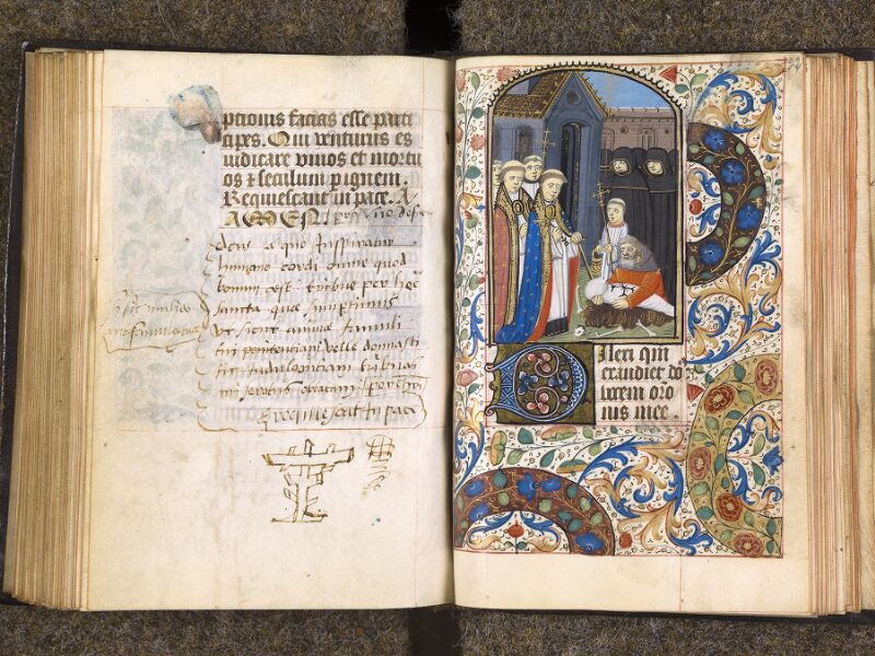 CHANTILLY, Bibliothèque du château, 1480 (1966), f. 091v - 092