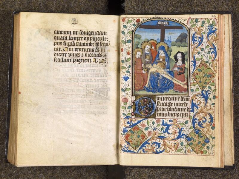 CHANTILLY, Bibliothèque du château, 1480 (1966), f. 121v - 122