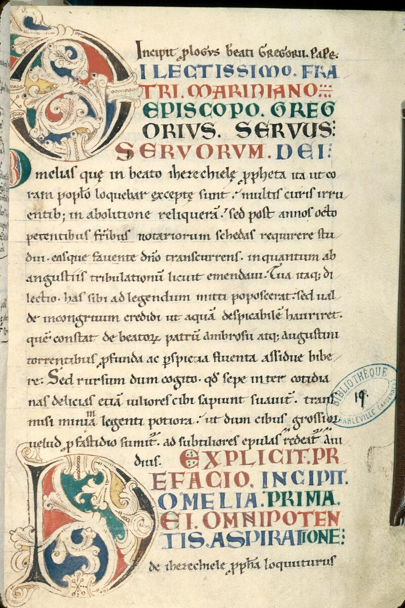 Charleville-Mézières, Bibl. mun., ms. 0019, t. III, f. 003