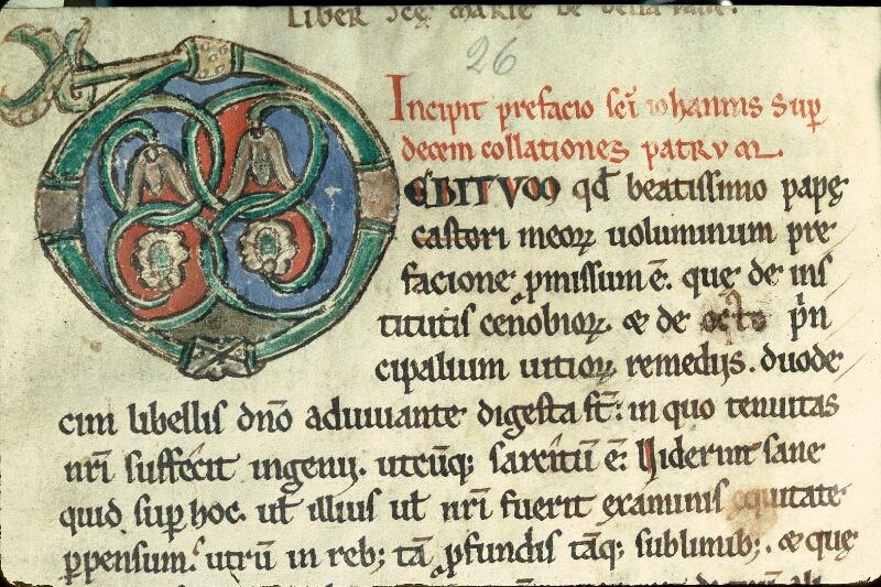 Charleville-Mézières, Bibl. mun., ms. 0026, t. I, f. 001